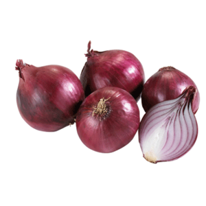 Cebolla morada malla 500 gr