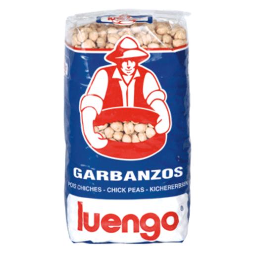 LUENGO garbanzo azul bolsa 1 KG