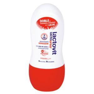 LACTOVIT desodorante reparador lactourea roll on 50 ml