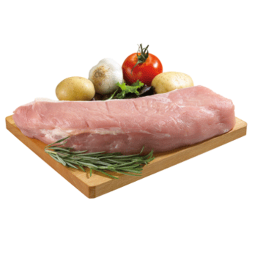 Lomitos de cerdo (peso aprox. 759 gr)