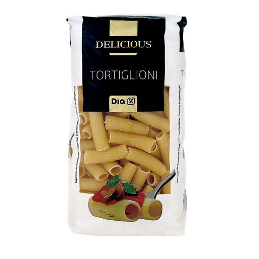 DIA DELICIOUS pasta tortiglioni paquete 500 gr