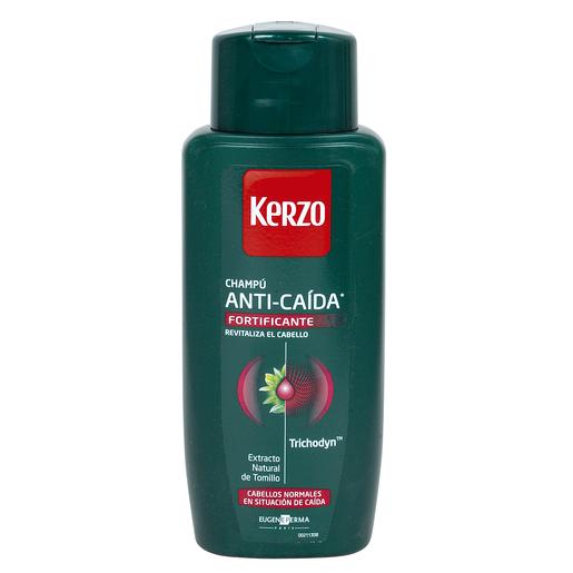 KERZO champú anticaída fortificante cabellos normales bote 400 ml