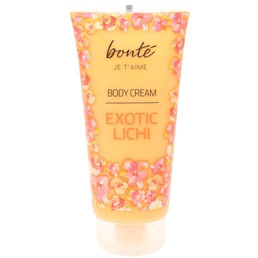 BONTE crema corporal exotic lichi tubo 200 ml