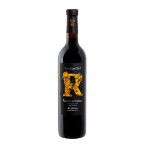 ARCO DEL SOL vino tinto reserva DO Ribera de Duero botella 75 cl