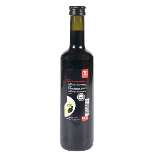 DIA vinagre balsamico de modena botella 50 cl
