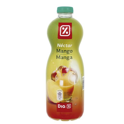 DIA nectar mango  botella 1 lt