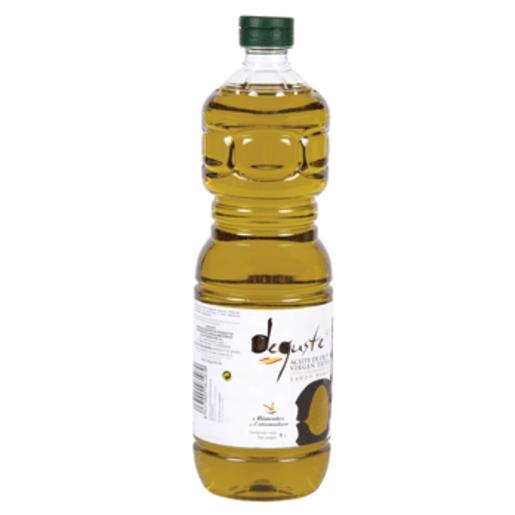 DEGUSTE aceite de oliva  virgen extra botella 1 lt