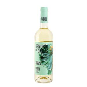 SEÑORÍO DE ONDAS Vino blanco semidulce DO Rioja 75 cl