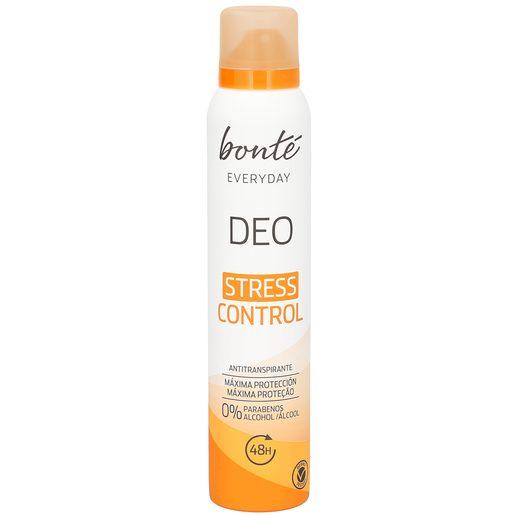 BONTE desodorante stress control spray 200 ml