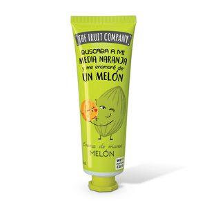 THE FRUIT COMPANY crema de manos melón tubo 50 ml
