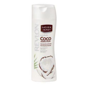 NATURAL HONEY loción corporal coco addiction hidratante bote 330 ml