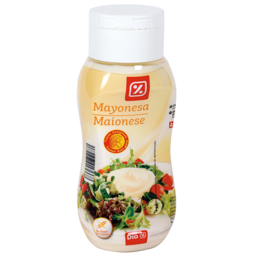 DIA mayonesa top-down bote 300 ml