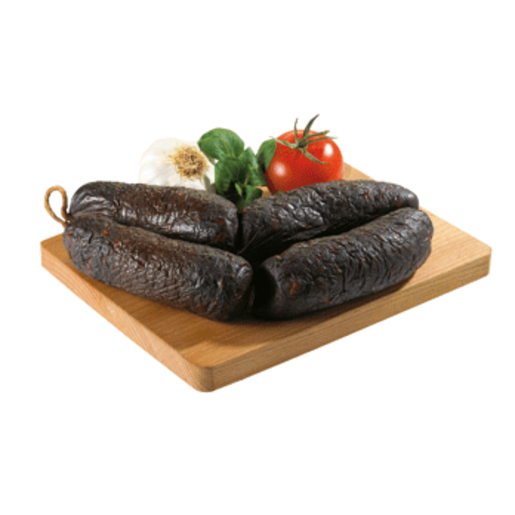 Morcilla asturiana malla (peso aprox. 450 gr)