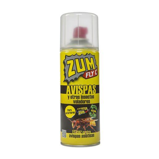ZUM Fly insectida para avispas y otros insectos voladores spray 400 ml