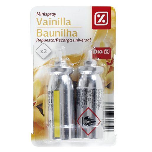 DIA ambientador aroma vainilla spray 12 ml