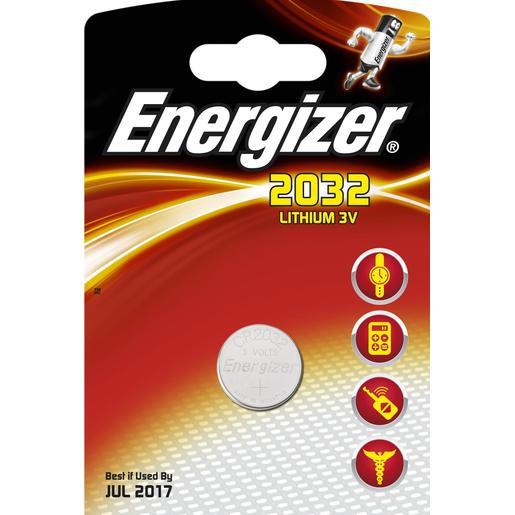 ENERGIZER pila boton CR2032 blíster 1 ud