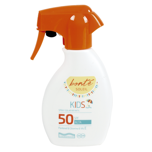 DIA spray solar fp 50 niños 250 ml