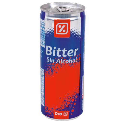 DIA bitter lata 25 cl