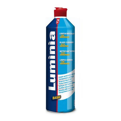 LUMINIA limpiacristales con amoniaco botella 750 ml