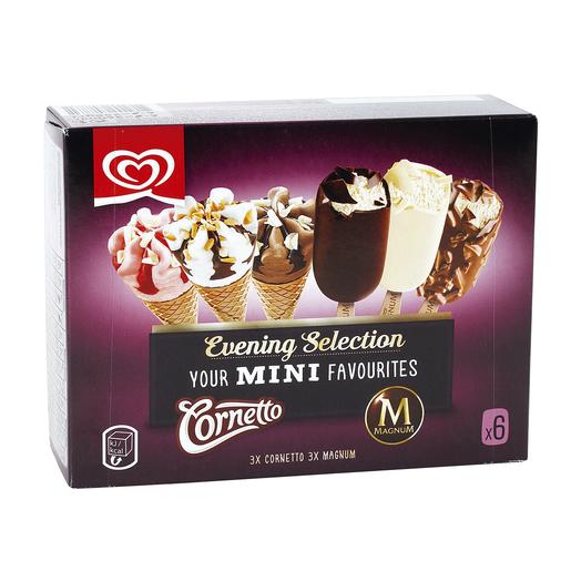 FRIGO helado mini evening selection caja 258 ml