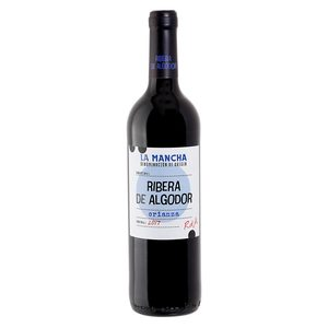 RIBERA DE ALGODOR vino tinto crianza DO Castilla la Mancha botella 75 cl
