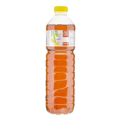DIA refresco de té al limón light botella 1.5 lt