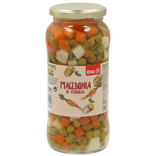 DIA macedonia de verdura frasco 325 gr