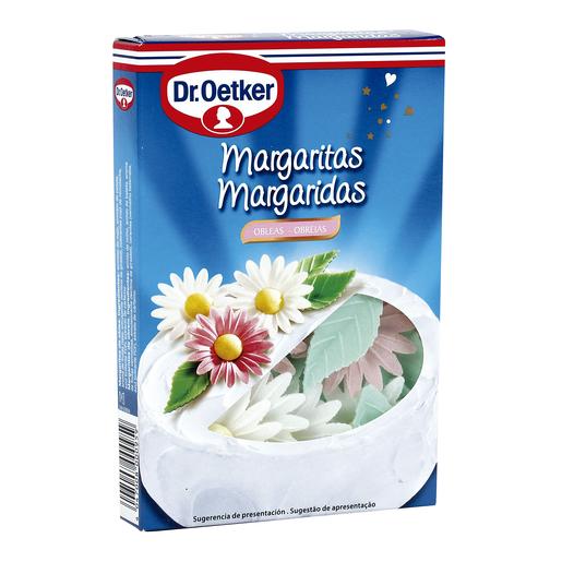 DR. OETKER margaritas de obleas caja 4,2 gr
