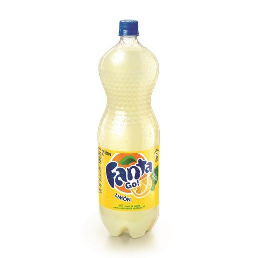 FANTA limón botella 2 lt