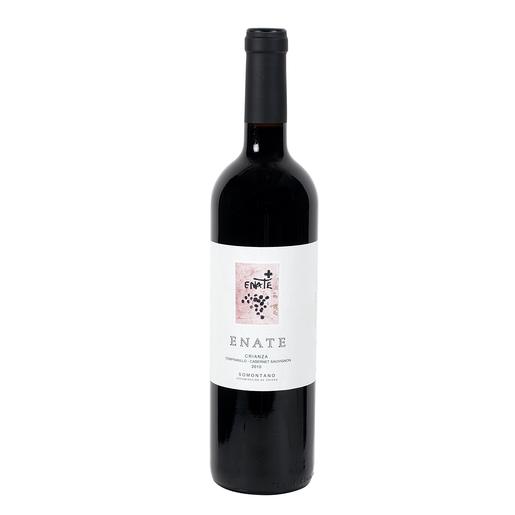 ENATE vino tinto tempranillo crianza 2010 Do Somontano botella 75 cl