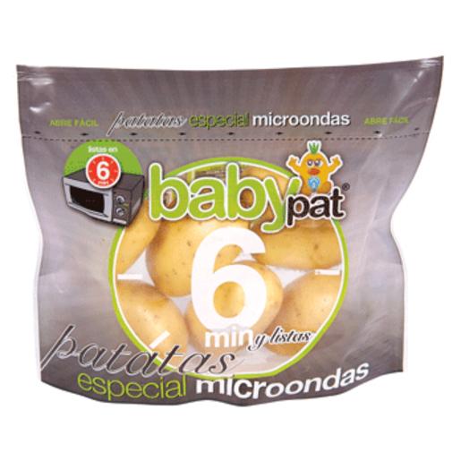 Patata especial microondas bolsa 400 gr