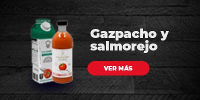 Descubre los gazpachos y salmorejos en dia.es