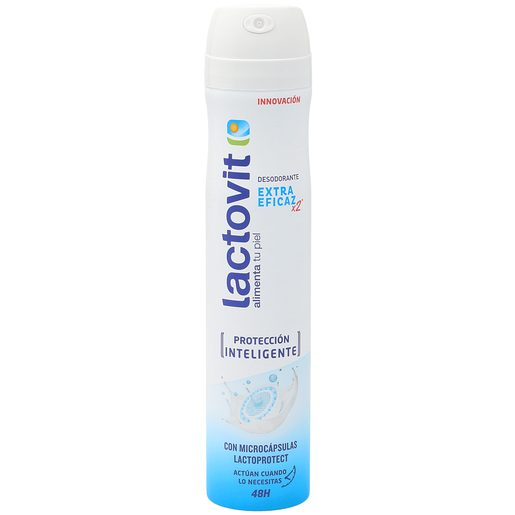 LACTOVIT desodorante original 2 spray 200ml