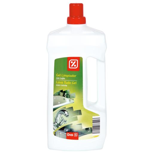 DIA limpiador con lejía botella 1.5 lt