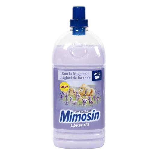 MIMOSÍN suavizante concentrado lavanda botella 80 lv