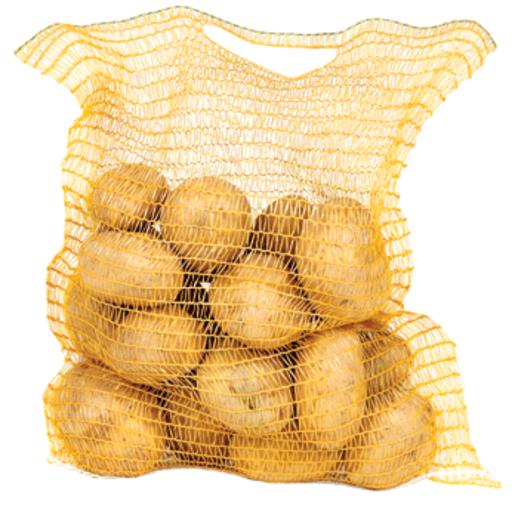 Patata cepillada malla 5 kg