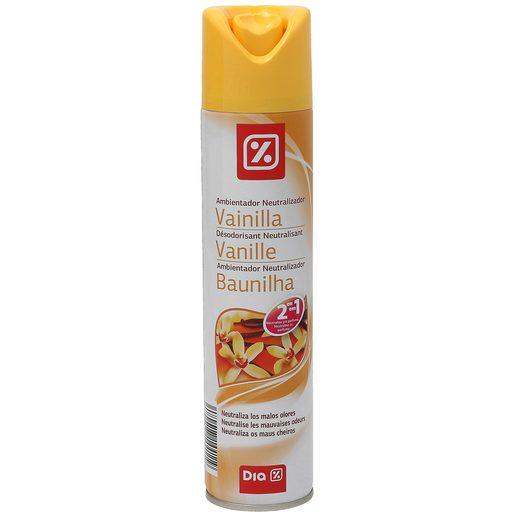 DIA ambientador neutralizador aroma vainilla spray 300 ml