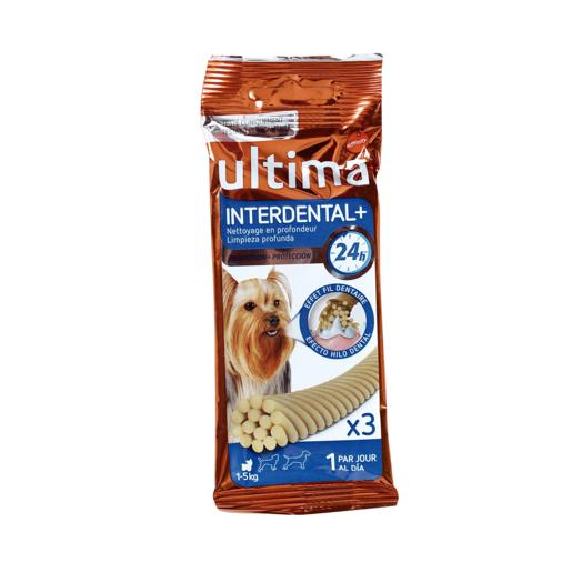 ULTIMA tira snack para perros bolsa 30 gr