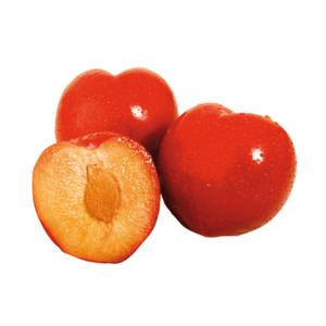 Ciruela roja unidad (120 gr aprox.)