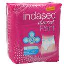 INDASEC Discreet pants de incontinencia plus talla M paquete 12 uds
