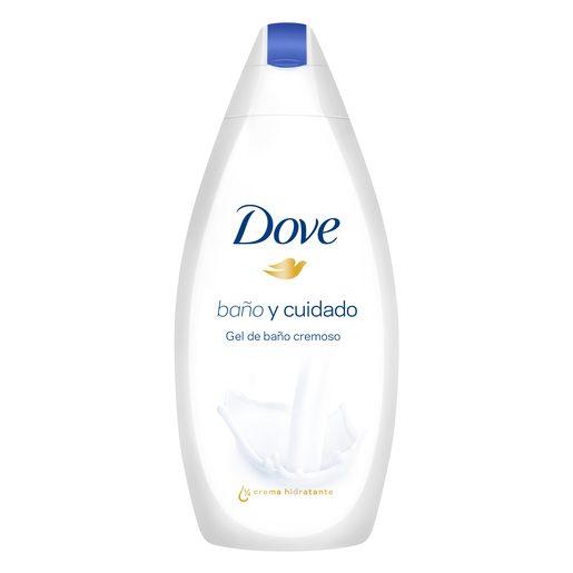 DOVE gel de ducha original bote 500 ml
