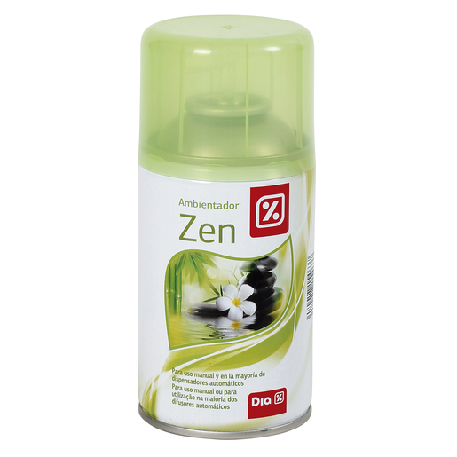 DIA ambientador automático zen spray 250 ml