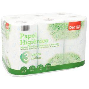 Papel higi nico celulosa droguer a y limpieza for Marcas de wc
