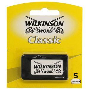 WILKINSON Sword hojas de afeitar classic blíster 5 uds