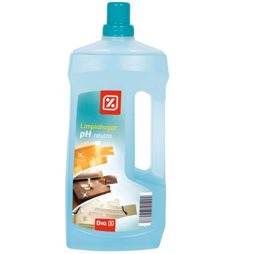 DIA limpiador ph neutro botella 1.5 lt