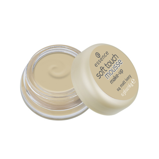 ESSENCE Soft Touch Mousse maquillaje  04 Matt Ivory