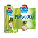 DISFRUTA Exótico néctar piña y coco envase 1 lt