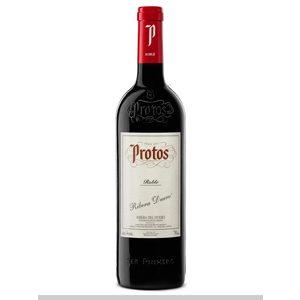 PROTOS vino tinto roble DO Ribera de Duero botella 75 cl