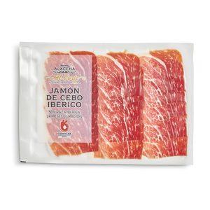 DIA NUESTRA ALACENA jamón de cebo ibérico 50% envase 90 gr