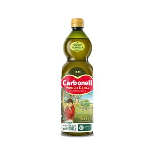 CARBONELL aceite  de oliva virgen extra botella 1 lt
